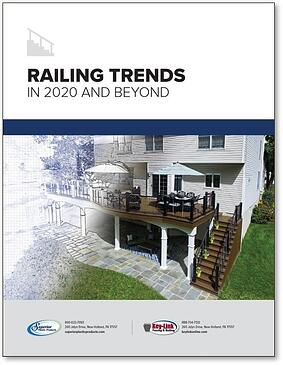 Railing Trends in 2020 and Beyond 1